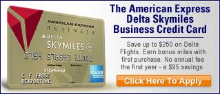 American Express Delta Skymiles