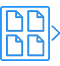 Document Filing Icon