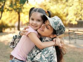 How a gift to your family became a gift to the National Military Family Association