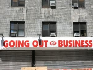 Are More Business Bankruptcies Expected in the Near Future? Trends and Contributing Factors