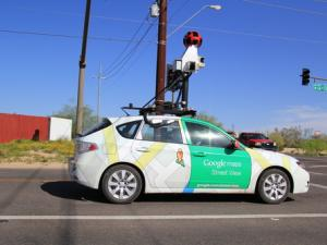 Google Street View Privacy Issues Raised Again