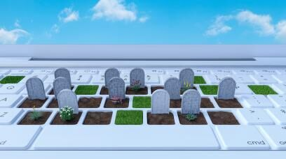 When Your Digital Existence Outlives You: How to Manage the Digital Afterlife