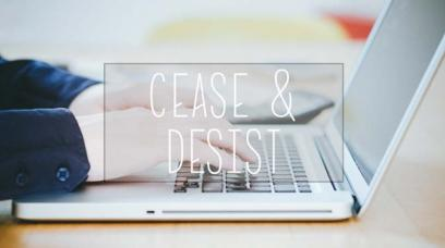 How to Reply to a Cease and Desist Letter