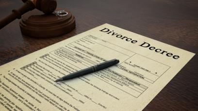 Changing Your Name After Divorce
