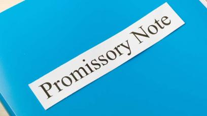 How to Demand Full Payment on an Installment Promissory Note