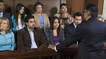 Do you have a right to a jury of your peers?