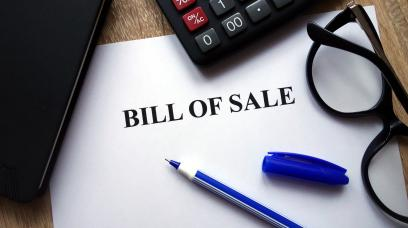 Model Quitclaim Bill Of Sale - How to Guide