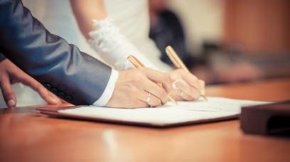 Husbands taking their wives' last names: Why does the law discriminate?