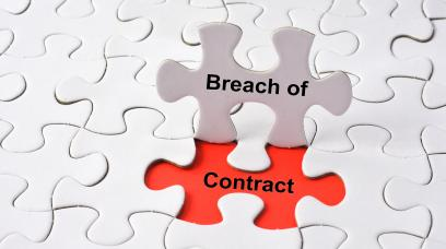 Notice Of Breach Of Contract - How to Guide