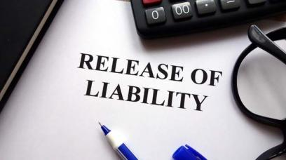 When and How to Use a Release of Liability Form