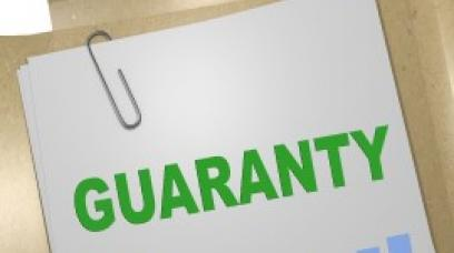 Specific Guaranty - How to Guide