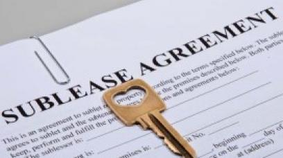 Creating a Residential Sublease Agreement with Landlord Consent