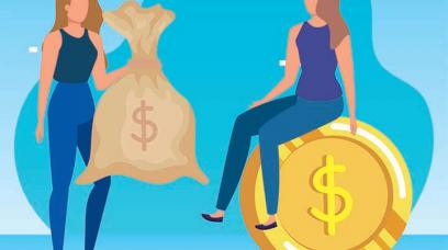 Women Are Crushing the Gender Pay Gap