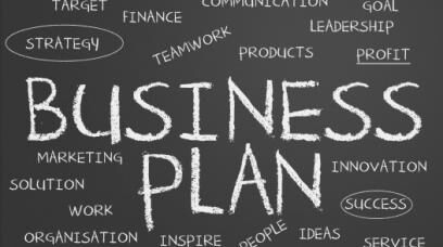 7 Giant Steps: Business Plan Basics
