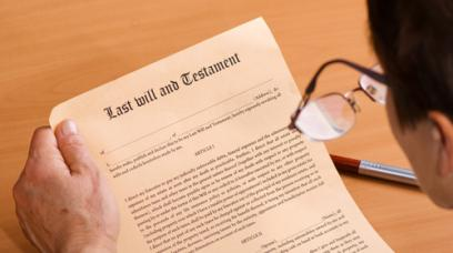 Common Terms in Wills and Trusts