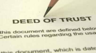 Using a Deed of Trust