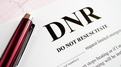 The DNR Form: What is the Role of a Do-Not-Resuscitate Form?