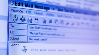 Can You Be Sued for Sending an Email?