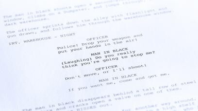 How to Copyright a Script