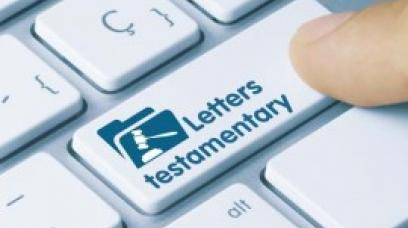 Getting and Using Letters Testamentary