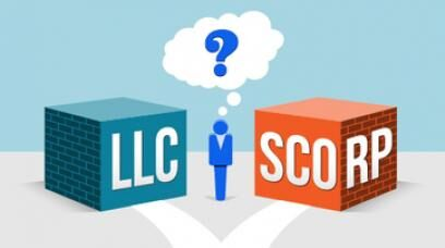 LLC vs. Corporation – Which One is Right for Me?
