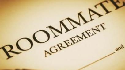 Writing a Roommate Agreement