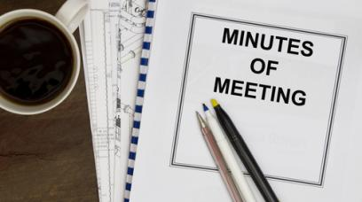 S Corporation Meeting Minutes Requirements