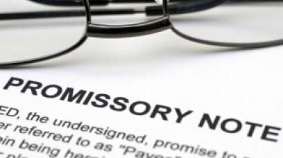 Secured Promissory Note vs. Unsecured Promissory Note