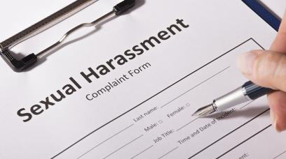 How to Handle Sexual Harassment at Work