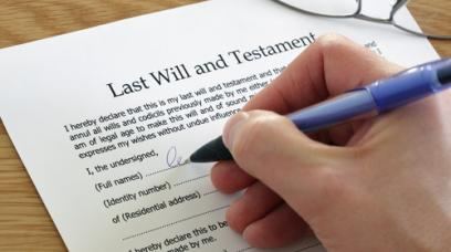 Should I Use a Last Will and Testament Template?