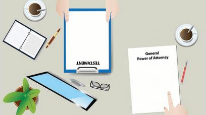 Using a General Power of Attorney
