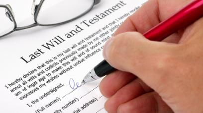 Property You Should Not Include in Your Last Will