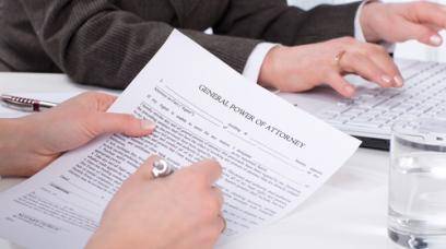 Who Needs a Financial Power of Attorney?