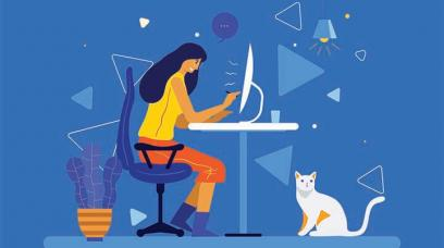 9 Tools for Working Remotely to Stay Productive and Connected
