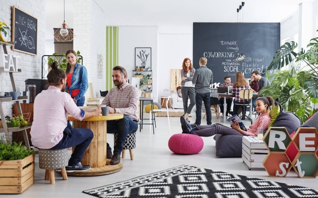 Co-Working Spaces – The Way Entrepreneurs Work